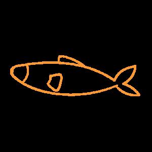 Ikon - Fisk